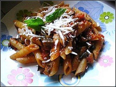 Ricetta pasta alla norma sicilia